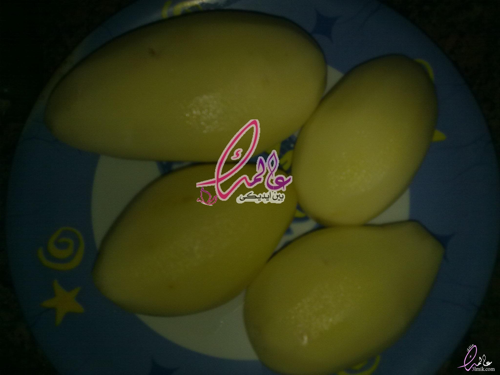 تحضير سلطة البطاطس المكعبات،سلطة البطاطس بالبقدونس،طريقة عمل سلطة البطاطس بالثوم،اسهل طريقة لبطاطس