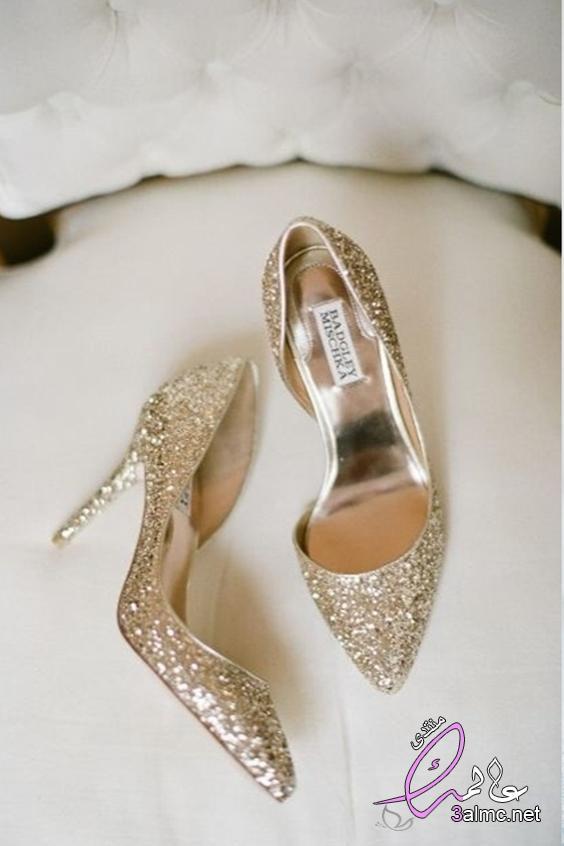 ec188910c احذية عرايس فخمة.احذية للعروس بكعب عالى.اجمل احذية للعروس2018.احذية رائعة  لزفافك