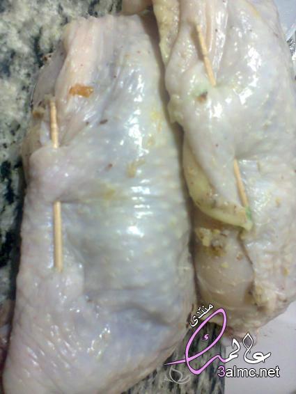 طريقة عمل دجاج بالمكسرات,خطوات تحضير الدجاج بالرز,طريقة عمل أفخاد دجاج بالمكسرات