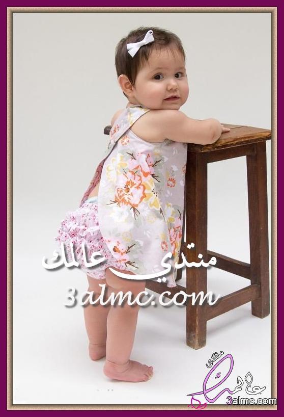 ملابس اطفال بنات للمناسبات ملابس اطفال بنات للعيد موديلات فساتين