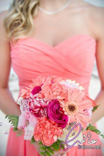 موديلات فساتين وصيفات العروس,فساتين اصحاب العروسه 2019,صور احدث موديلات فساتين اصحاب العروسة