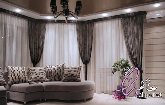 تصميم الستائر للقاعةNew 2019 - 2020,ستائر في غرفة المعيشة بأسلوب عصري,اختر ستائر تول حديثة