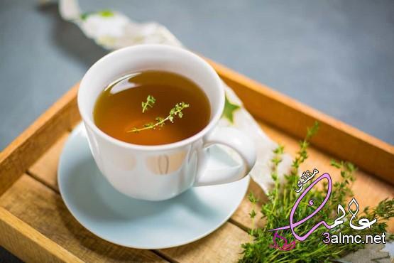 3 فوائد من شرب الشاي الزعتر لصحة الجسم