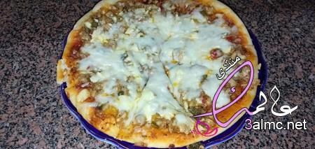 مقادير عجينة البيتزا بالكوب،مقادير عجينة البيتزا الطرية،طريقة عمل عجينة البيتزا،عجينة البيتزا باللبن