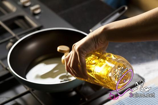 5 أنواع من الزيت لا ينبغي أن تستخدم في الطهي