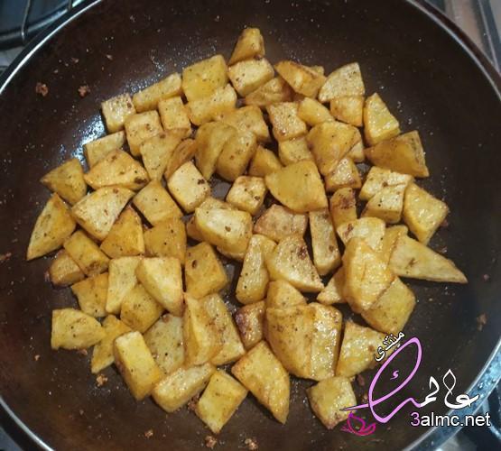أسرع أكلة بصدور دجاج مع طبق بطاطس متبلة أبسط مكونات وألذ طعم لازم تجربوها