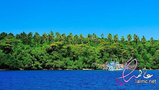 رحله رائعة الجمال الى جزيرة كوه كود koh kood وجزر اخرى فى تايلاند