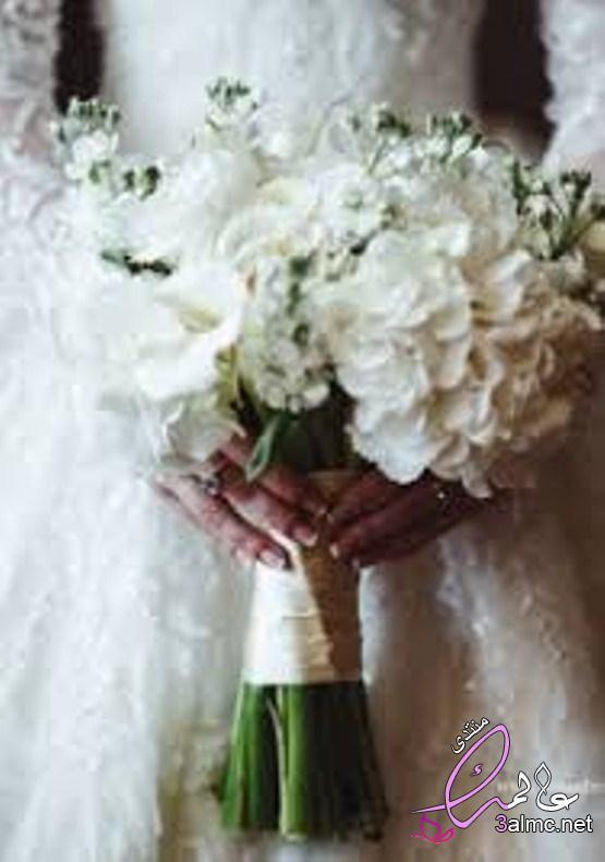 صور ورود وازهار الزفاف, واجمل جيرب وبوكيهات للعروس 2020