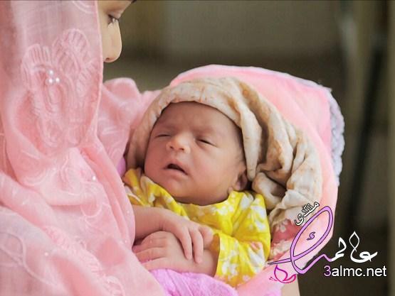 العناية بالجسم بعد الولادة الطبيعية وأهم النصائح للأم