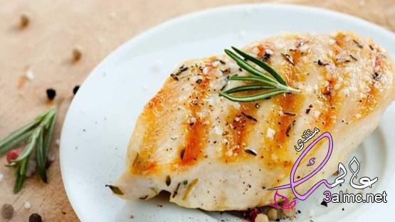 طريقة طبخ صدور الدجاج، صدور الدجاج بالبهارات، صدور الدجاج المقلية، صدور دجاج على الطريقة المكسيكية