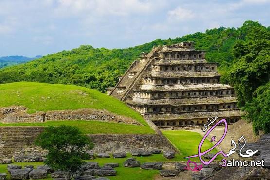 أهرامات المكسيك.. من الفراعنة إلى الآزتيك