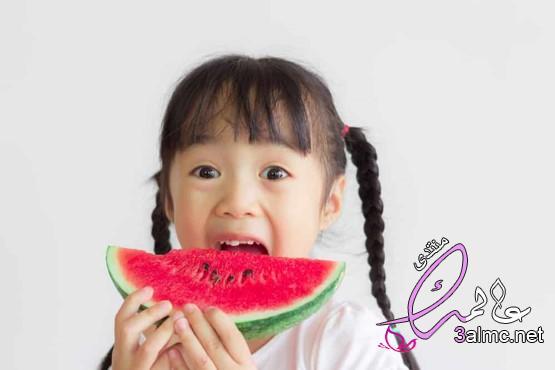 هل يمكن للأطفال تناول الفواكه فقط كمصدر للألياف؟