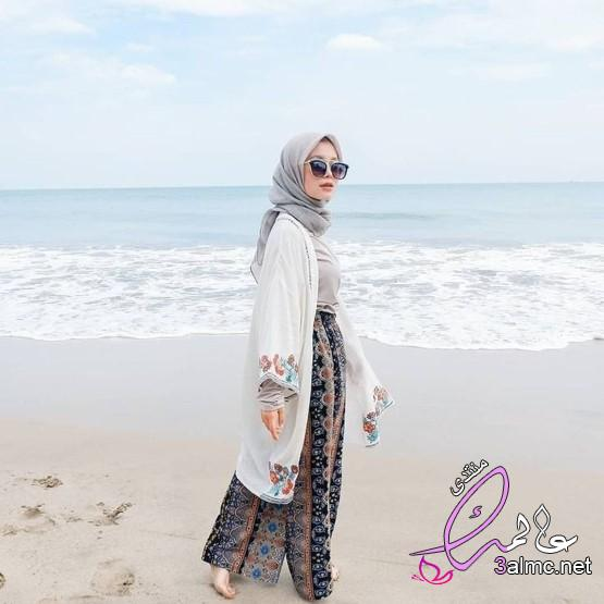 ملابس البحر للمحجبات،لبس بحر محتشم،ملابس البحر للبنات الكبار 3almik.com_07_20_159