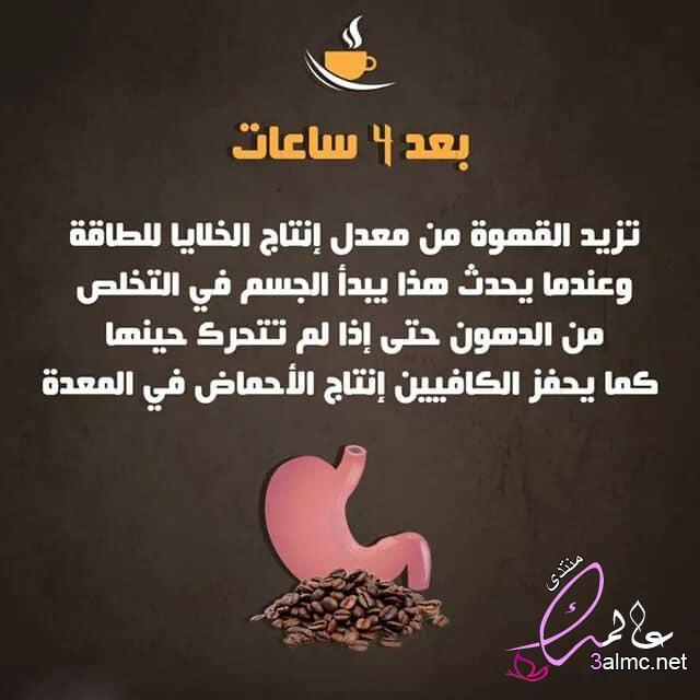 فوائد شرب القهوه , معلومات عن القهوه , ماذا يحدث لجسمك بعد شرب القهوه