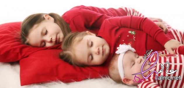 أسباب كثرة النوم عند الأطفال,علاج كثرة السبات عند الاطفال2020