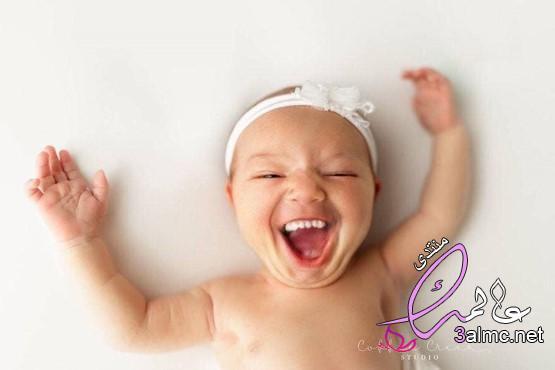 صور مضحكة ماذا لو كان للأطفال الرُضَّع أسنان