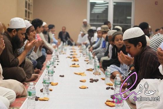 فضل شهر رمضان   خاب وخسر من أدرك رمضان ولم يغفر له