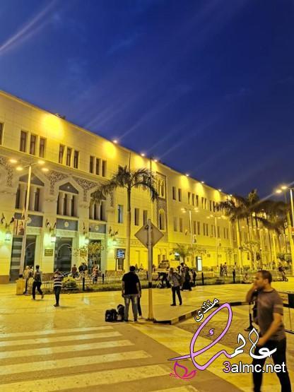 صور محطة مصر ,اجمل محطة فى العالم2020,من تصويرى داخل محطة رمسيس,محطة رمسيس الان