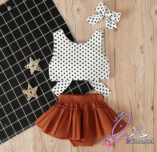 ملابس بيبي بنات حديثي الولادة,ملابس بنات,اجمل ملابس الاطفال البيبى,ملابس اطفال بيبي بنات
