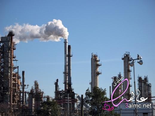 انواع الصناعات في الوطن العربي