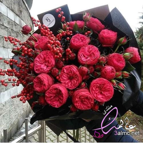 اجمل الورود الرومانسية , اجمل باقة ورد تهدى للحبيبة