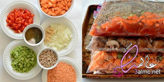تخزين الطعام في الفريزر بطريقة صحية
