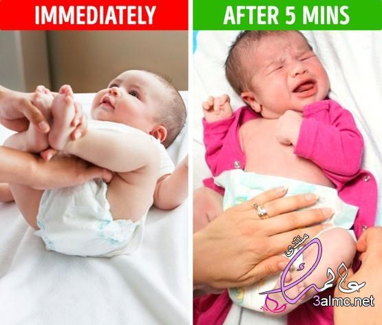 الحرمان من المصاصات.. و8 أخطاء شائعة عند رعاية الأطفال أخطاء الأباء والأمهات 2020