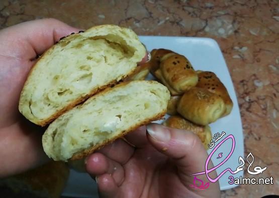 طريقة الباتيه بالجبنة، طريقة عمل الباتية زي الافران، باتيه المخابز الذيذ 3almik.com_10_20_159