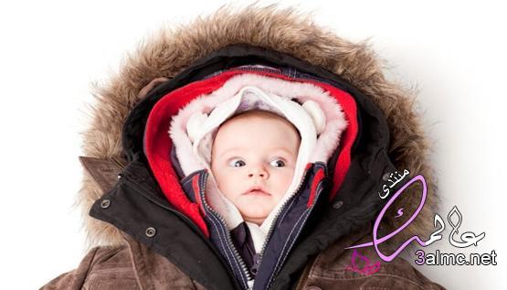احتياجات المولود الجديد في فصل الشتاء
