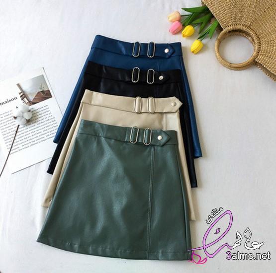 التنانير النسائية , أزياء نسائية فخمة ، تنانير قصيرة ،أزياء المرأة ألف خط تنورة صغيرة
