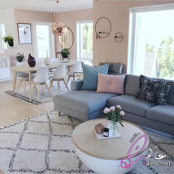 تصميمات منازل رائعة الجمال,ديكورات منازل داخلية,اجمل الوان وديكورات غرف جلوس,اجمل صور ديكورات البيت