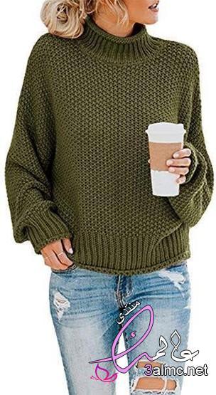 Chunky turtleneck،بلوفر نسائي بياقة عريضة،النساء، الملابس المحبوكة، الكنزات، صوف، الملابس الكاجوال