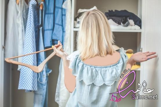كيفية تحديث خزانة الملابس؟