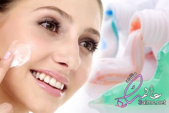 هل يعمل معجون الأسنان على البثور؟