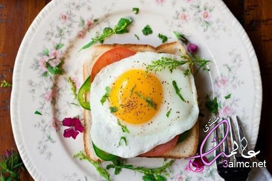 افضل فطور صحي مغذي ليوم مثالي