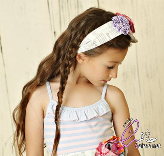 ربطات شعر اطفال انستقرام , ربطات شعر للصبايا , افكار ربطات شعر للاطفال