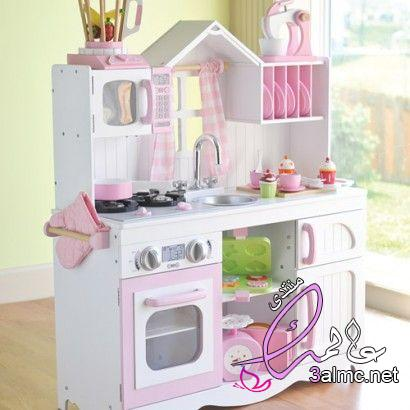 مطبخ اطفال كبير,مجموعة مطبخ كيد كرافت,لعبة مطبخ حقيقي,سيوفر مطبخ كيد كرافت المبتكر للطهاة الصغار