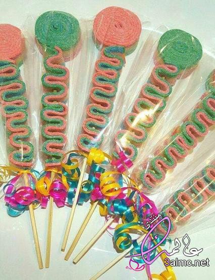 حلويات الجيلي ,صور حلويات جيلى بالسكر,صور سكاكر بطعم الفواكة,اشكال مختلفة من الجيلي