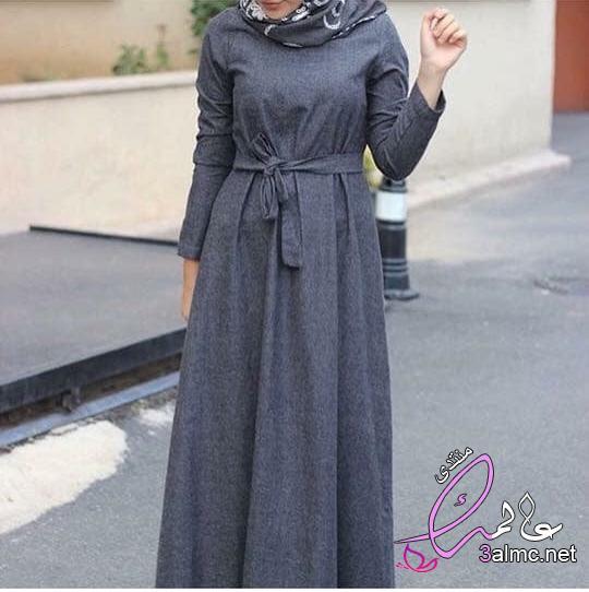 ملابس محجبات شيك،احدث ملابس للصبايا،ملابس محجبات مصرية شتوية