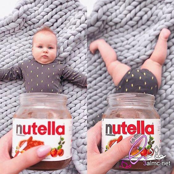 اطفال النوتيلا, عشاق النوتيلا,اجمل صور نوتيلا لعشاق الشيكولاته