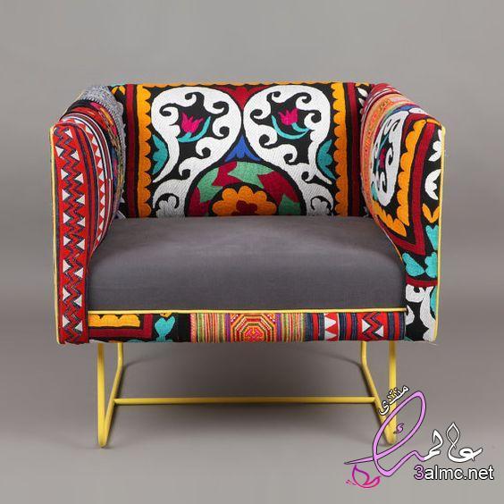 الكرسي الفوتيه بشكل حديث و ألوان عصرية - كنتوسه،فوتيه تاليا،فوتيه كابري مودرن2020 3almik.com_15_20_159