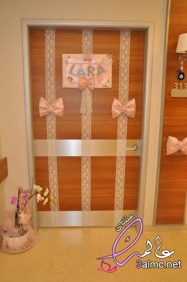 تزيين غرف مواليد بالبالونات، زينة مولود 2020، افكار لتزين حديثي الولادة،غرفة الولادةBaby 3almik.com_16_20_159