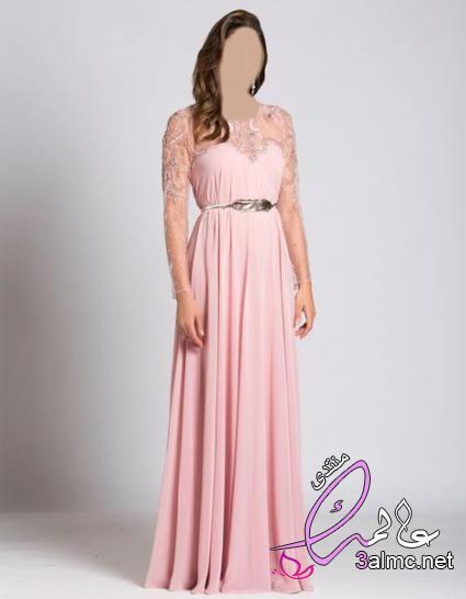 fe7dc62e3 اجمل فستان سهرة موديلات جديدة 2020 احدث فساتين سواريه سهره فساتين سهرة  منفوشة فساتين سهرة للمحجبات