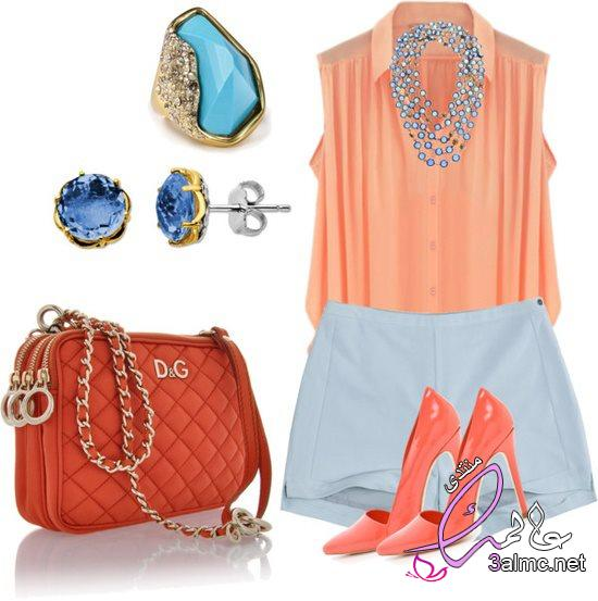 أجمل تنسيقات الفساتين الصيفية البسيطة , كولكشن ملابس بنات , فساتين صيف 2020| مدونة ميمي