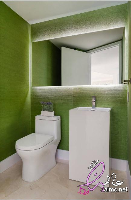 بالصور..أحدث تشكيلة 2019 حمامات مميزة بديكورات عصرية وأنيقة لعام /2020