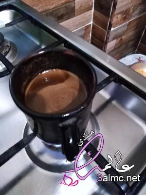 طريقة عمل القهوة مثل الكافيهات , طريقة عمل القهوة فى المج الفخار روعه طعم وريحه