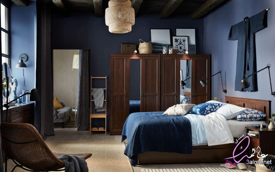 صور غرف نوم ايكيا اجمل غرف نوم 2020