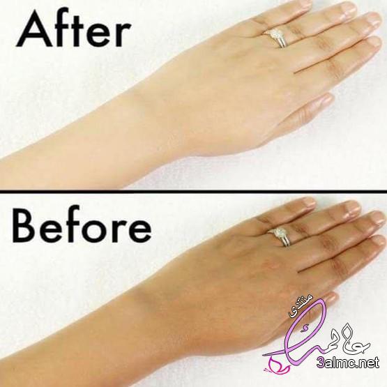 ماسك لتبييض اليدين من اول استعمال,تفتيح اليدين,ماسك لتفتيح اليدين من اول مرة,تفتيح اليدين في دقائق