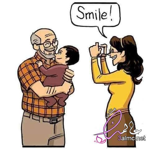 بالصور مراحل البنت في حياة أبيها