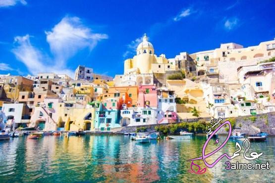 جزيرة إيشيا الإيطالية ، الوجهه المناسبة لك في عيد الاضحى